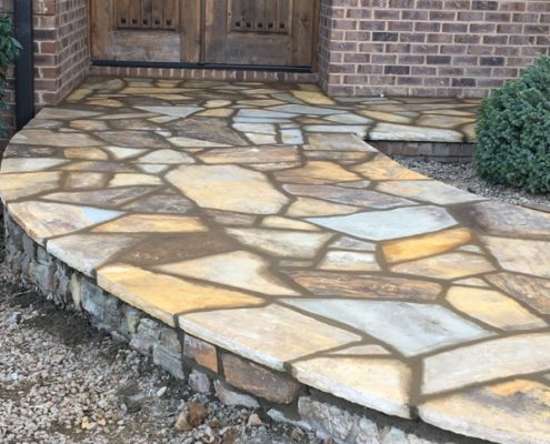 Blend of Tennessee Flagstone